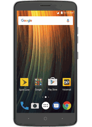 ZTE MAX XL at Sprint 1800 Clememts Bridge Rd