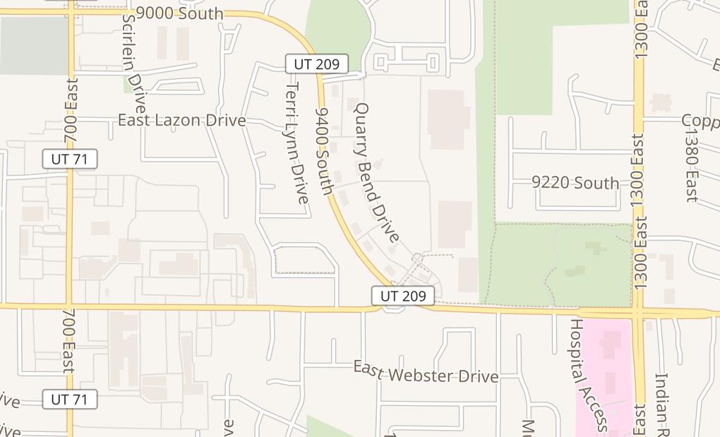 About Sprint 9290 S Village Shop Dr - Sandy, UT on summerville sc maps, sandy city street map, sandy oregon maps, spokane wa maps, sandy utah, stockton ca maps, savannah ga maps, springfield il maps,