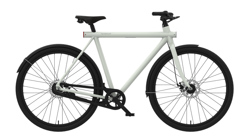 Smart S City Bike - VanMoof