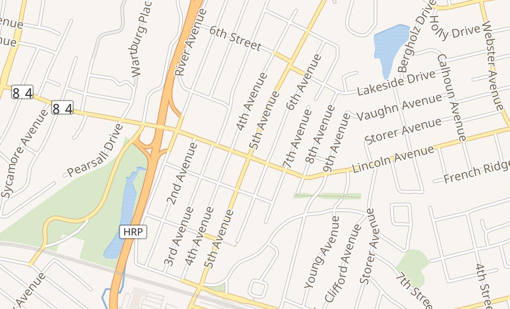 map of 302 Fifth AvePelham, NY 10803