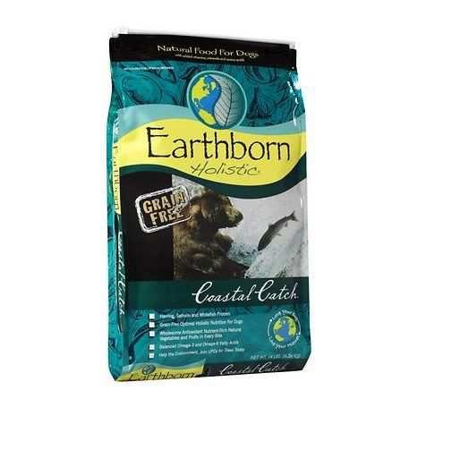 Earthborn Holistic Coastal Catch Grain Free Natural Dry Dog Food