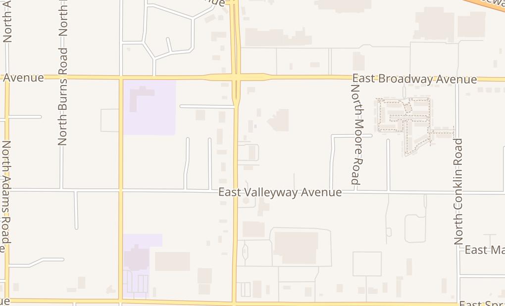 map of 506 N Sullivan Rd Ste BSpokane Valley, WA 99037