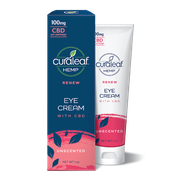 Hemp CBD Eye Cream - Unscented at Curaleaf Plattsburgh - Curbside Pick-up Only