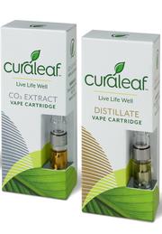 THC Vape Cartridge Ratio-Hybrid-90% THC-0.5g at Curaleaf Lutz