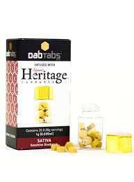 Heritage Oro Blanco 1.0g DabTabs - None