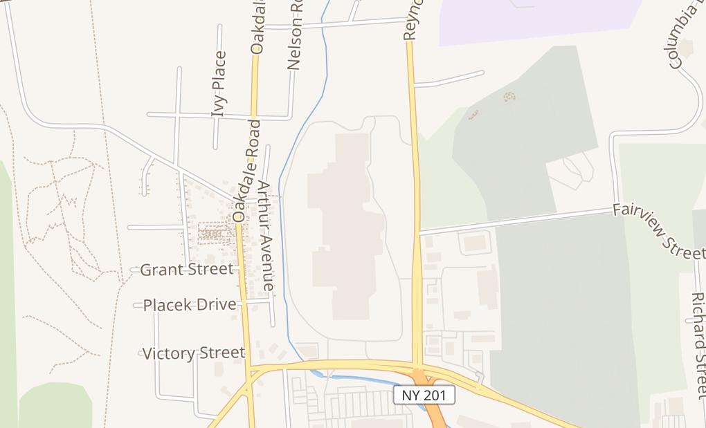 map of 601-635 Harry L Dr Ste 38Johnson City, NY 13790