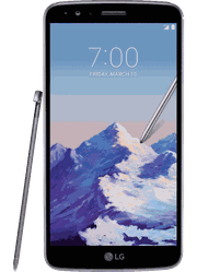 LG Stylo 3 at Sprint Shops On Blumound