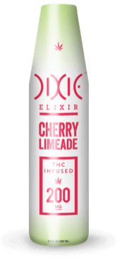 Dixie Elixir Cherry Limeade 200mg at Curaleaf Reisterstown