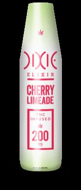 Dixie Elixir Cherry Limeade 200mg at Curaleaf Reisterstown