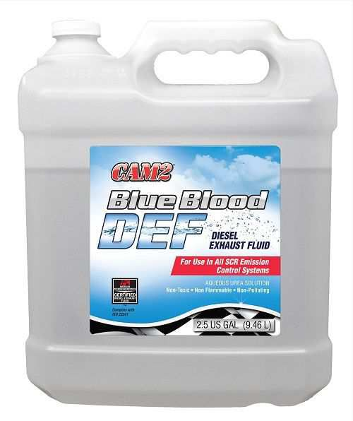 CAM2 Blue Blood DEF Diesel Exhaust Fluid 2 5 Gallons