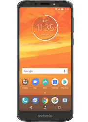 Motorola E5 Plus at Sprint 4110 E Highland Ave