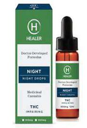 Healer-Night 300mg at Curaleaf Gaithersburg