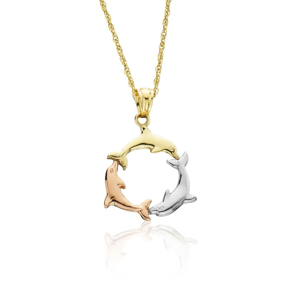 Sears 10k tri color gold dolphin pendant schaumburg il at sears 10k tri color gold dolphin pendant sears g70485 in stock schaumburg aloadofball Gallery
