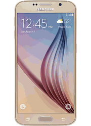 Samsung Galaxy S6 Pre-owned at Sprint 1800 Clememts Bridge Rd