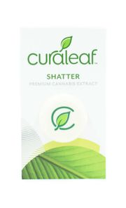 THC Shatter-Indica-1.0g at Curaleaf FL South Miami Dade