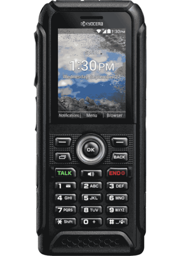 Kyocera DuraTR - Kyocera | Out of Stock - San Jose, CA