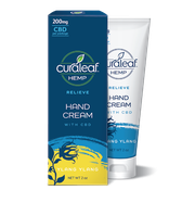 Curaleaf - Hand Cream 200mg CBD - Ylang Ylang at Curaleaf AZ Midtown