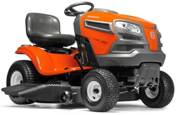 Rural King Husqvarna Tractor Attachments : Husqvarna yta v quot hp riding lawn mower cc