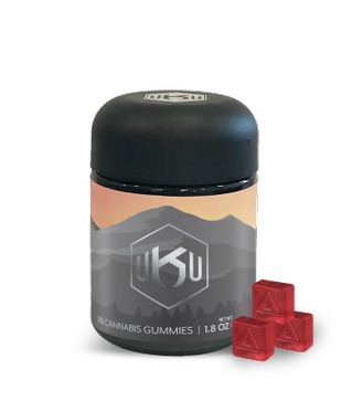 UKU Gummies Berry Sativa | 100mg - ATG