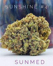 SunShine #4 at Curaleaf Takoma