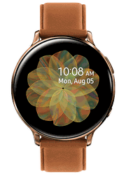 Samsung Galaxy Watch Active2 44mmat Sprint Wishire Crossing