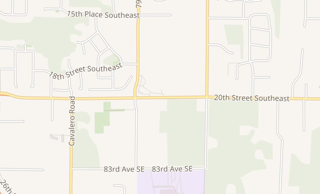map of 8011 20Th St Se Ste B102Lake Stevens, WA 98258