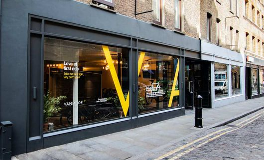 VanMoof Popup Store Antwerp - Antwerp, BE