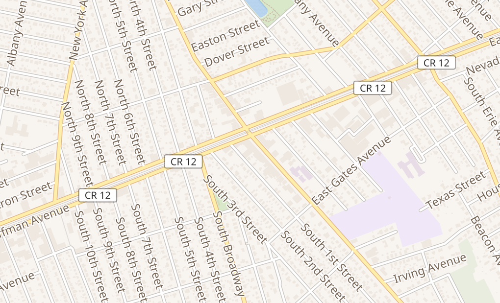 map of 125 S Wellwood Ave Ste ALindenhurst, NY 11757