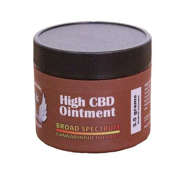 High CBD Ointment   350mg - CHRONIC HEALTH