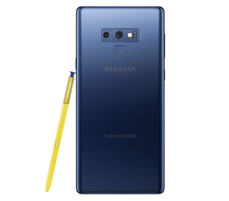 Samsung Galaxy Note9 - Samsung | Low Stock, Contact Us - Culver City, CA