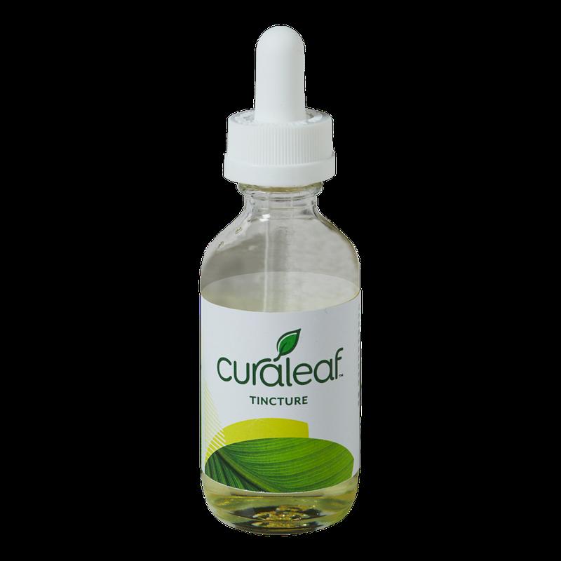 Lemon-Flavored Tincture 1:1 - 30mL - CURALEAF