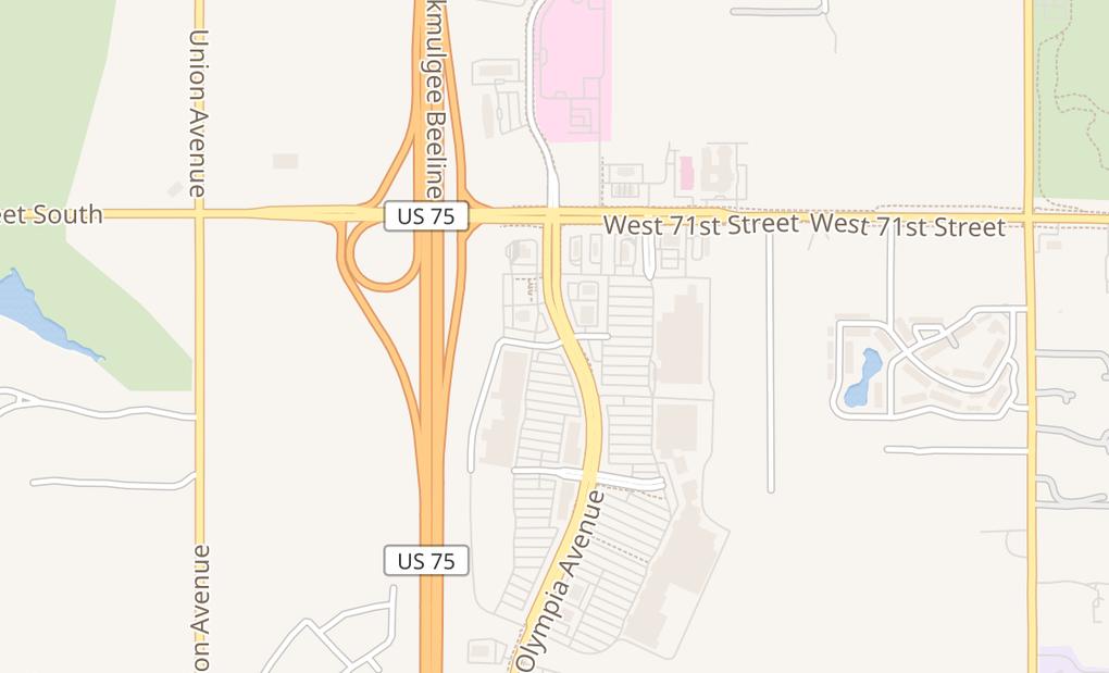 Tulsa Ok Time Zone >> About Sprint Tulsa Hills Tulsa Ok