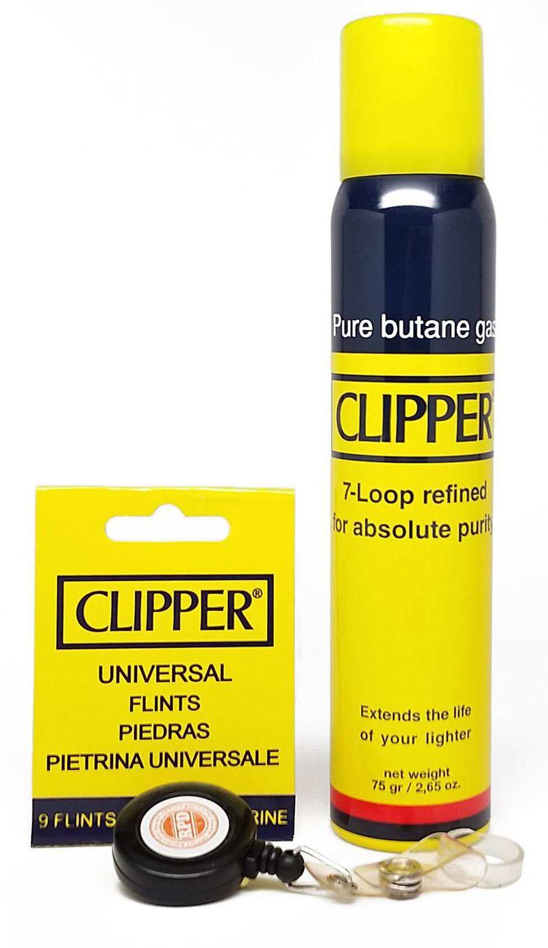 Clipper Butane 138mL - Clipper