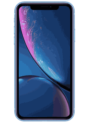 Apple iPhone XRat Sprint Crescent Center