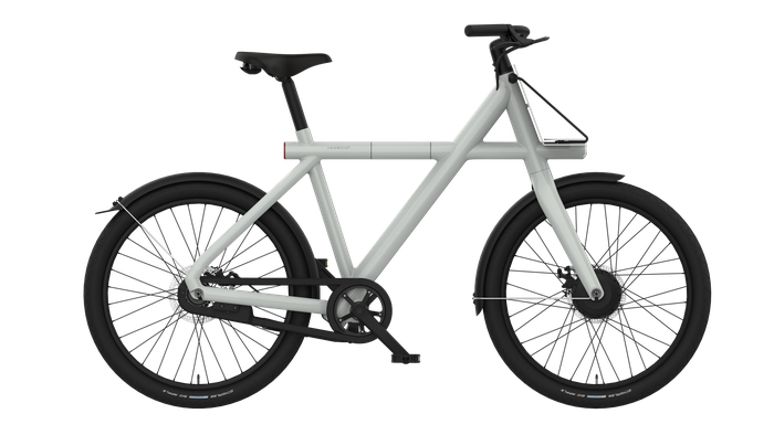Electrified X2 E-bike at VanMoof London