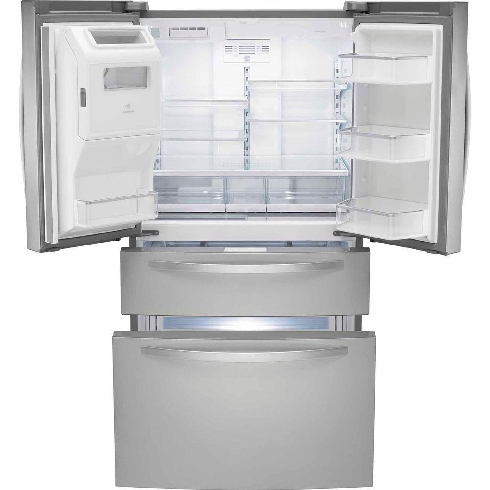 Kenmore 72383 262 Cu Ft French Door Refrigerator W Fresh Storage