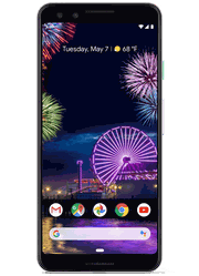 Google Pixel 3 at Sprint 3400 N Ridge Rd E