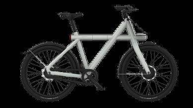 Electrified X2 E-bikeat VanMoof New York
