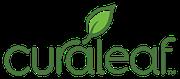 Curaleaf Sticker at Curaleaf Gainesville
