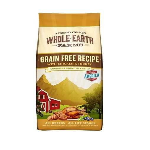 Whole Earth Pet Food