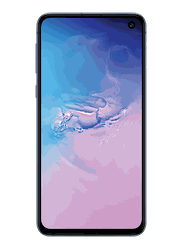 Samsung Galaxy S10e at Sprint Inside H-E-B