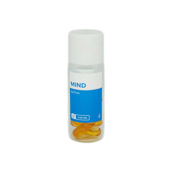 Capsules | Mind |50mg - KINDRED CANNABIS