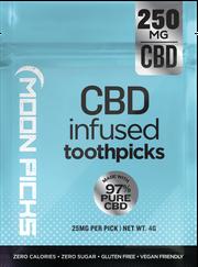 CBD Isolate 25mg | 10 Pack at Curaleaf AZ Midtown