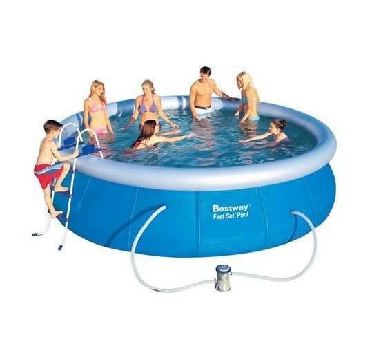 Bestway Easy Set Pool with Filter 15\' x 42\