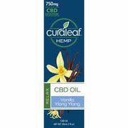Hemp-CL Oil Relax Vanilla Ylang Ylang at Curaleaf Maine