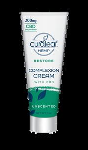 Hemp CBD Complexion Cream - Unscented at Curaleaf Hudson Valley