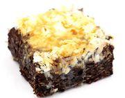 Mini|Brownies (4 x 20mg) 80mg | Caramel Coconut at Curaleaf AZ Midtown