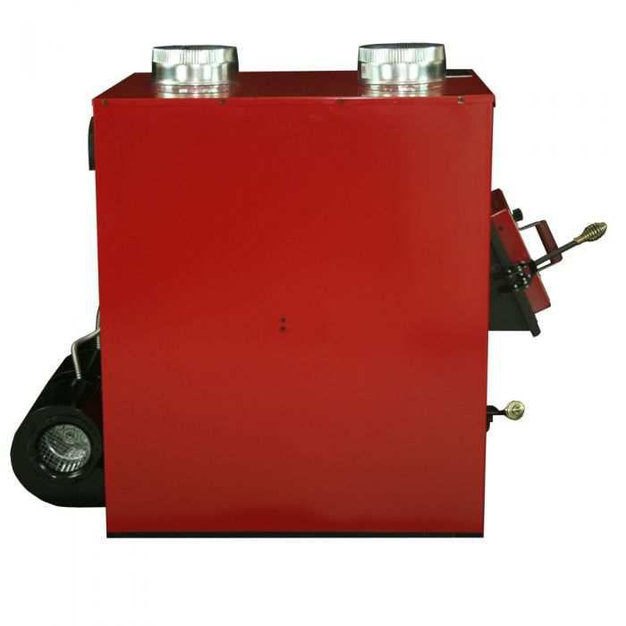 Us Stove 1500 Series Hotblast Coal Stove Furnace