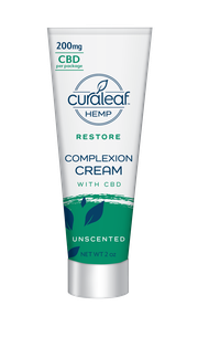 Hemp CBD Complexion Cream - Unscented at Curaleaf Queens - Pick-up Only