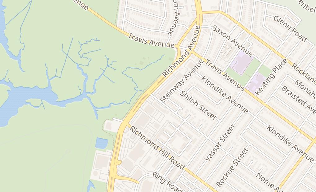 map of 2375 Richmond AveStaten Island, NY 10314